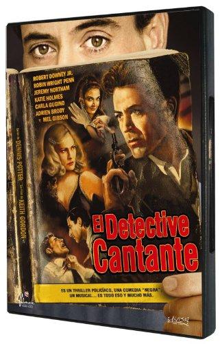 El Detective Cantante [DVD]