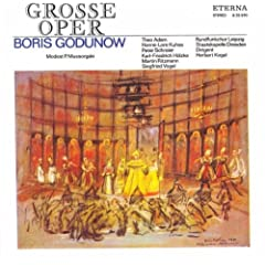 Boris Godunov (Sung in German): Act IV: Pimen's Narration: Smirenny inok
