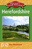 img - for Pocket Pub Walks Herefordshire by Roy Woodcock (2006-06-15) book / textbook / text book