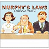 Murphys Law Stapled Appointment Calendar Trade Show Giveaway