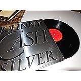 JOHNNY CASH - silver COLUMBIA 36086 (LP vinyl record)