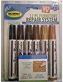 Jobar International JB5658 total Furniture Repair System -12 pc