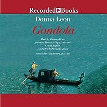 Gondola (       UNABRIDGED) by Donna Leon Narrated by Antoinette LaVecchia