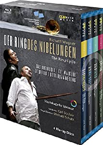 Wagner;Richard Der Ring Des Ni [Blu-ray] [Import]