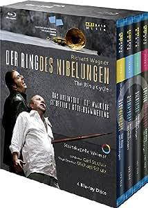 Wagner;Richard Der Ring Des Ni [Blu-ray] [Import]