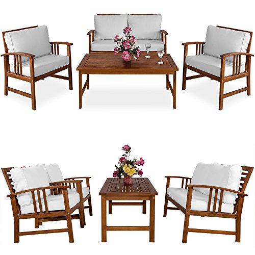 Lounge-Sitzgruppe-ATLAS-inkl-Auflagen-Kissen-Gartengarnitur-Gartenmbel-Akazienholz-Sitzgarnitur-Gartenset
