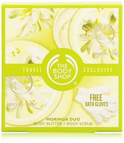 The Body Shop Moringa Set Regalo - 400 ml