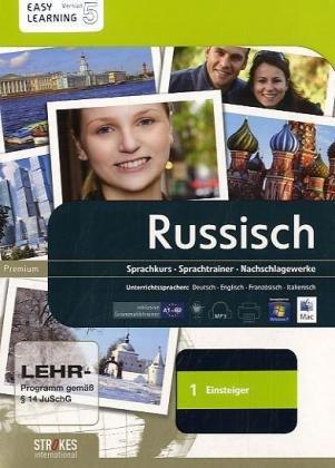 Strokes Russisch 1 Einsteiger Version 5.0
