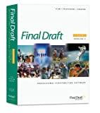 Final Draft Version 7 Academic Win/Mac