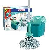 Leifheit Twister Spin Wet Mop Set Easy Wring (Bucket + Mop)