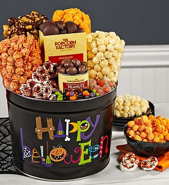 Happy Halloween Snack Assortment - 2 Gallon Snack