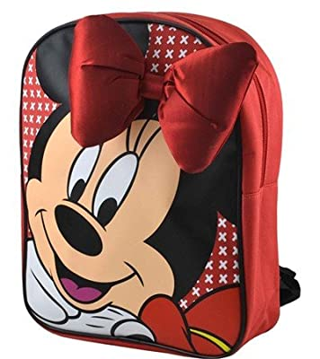 Trade Mark Collections Disney Minnie Mouse It's Kitch Backpack with Bow from Trade Mark Collections