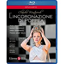 L'Incoronazione Di Poppea [Blu-ray]