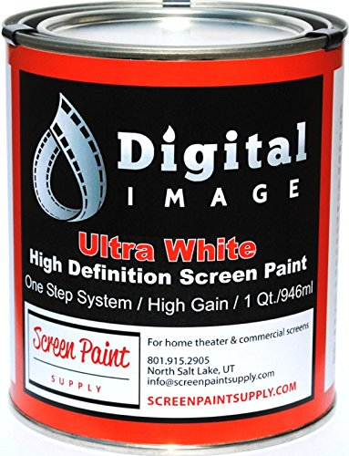 Projector Screen Paint, High Photo