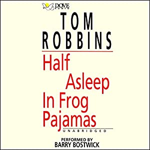 Half Asleep in Frog Pajamas Audiobook