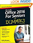 Office 2016 for Seniors For Dummies (...