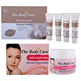 The Body Care Combo Of Pearl Spa Facial Kit + Insta Glow Pack