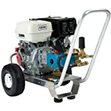 Pressure Pro E4040HC Heavy Duty Professional 4,000 PSI 4.0 GPM Honda Gas Powered Pressure Washer With CAT Pump (CARB Compliant)