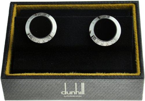 dunhill 【ダンヒル】 カフス JSB8201H シルバー