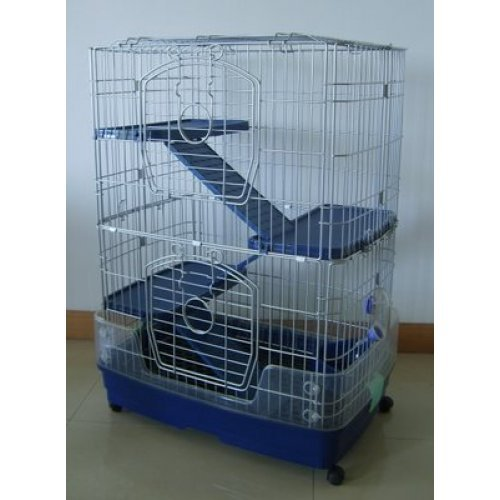 F12 Sky Double Storey Ferret Chinchilla Mammal Cage