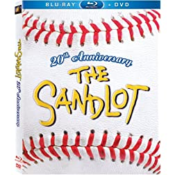 The Sandlot (20th Anniversary Edition) [Blu-ray]