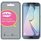 ahha 日本正規品 Galaxy S6 edge docomo SC-04G / au SCV31 MonShield Anti-Fingerprint モンシールド アンチフィンガープリント ツヤ消し 液晶保護シート 【サラサラとした使い心地 指紋や脂がつきにくい】 A-MSSGS6E-AF