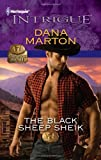 The Black Sheep Sheik (Harlequin Intrigue)