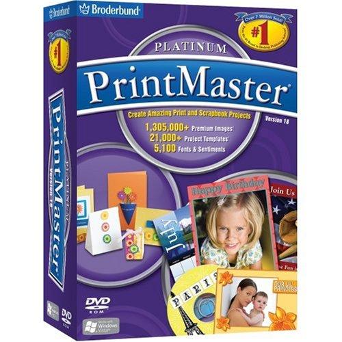Print Master 18 Platinum