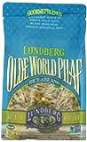 Lundberg Olde World Pilaf, Brown Rice and Lentil Blend, 16 Ounce (Pack of 6)