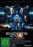 DVD Cover 'Ender's Game  - Das große Spiel