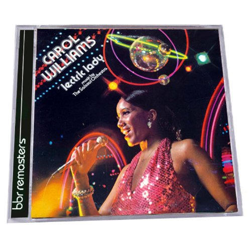 Carol Williams-Lectric Lady-Remastered-CD-FLAC-2014-WRE
