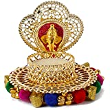 Giftacrossindia Shadow Diya Tealight Candle Holder Of Removable Designary Ganesha Face For Diwali Home Decor Gift...