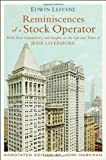 img - for Reminiscences of a Stock Operator: Annotated Edition by Jon D. Markman. With New Commentary and Insights on the Life and Times of Jesse Livermore by Edwin, Markman, Jon D. Annotated edition (2010) book / textbook / text book