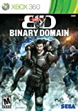 Binary Domain - Xbox 360 Standard Edition