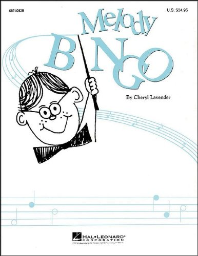 Hal Leonard Instrument Bingo, Instrument Bingo Cd Pak