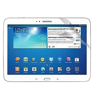 "2 Films protection écran transparent anti rayure pour Samsung Galaxy Tab 3 10.1"" P5200/P5210"