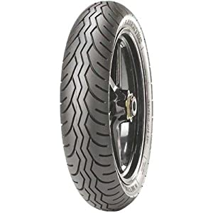 Metzeler Lasertec Bias Sport Touring Tire - Rear - 4.00-18 , Position: Rear, Load Rating: 64, Speed Rating: V, Tire Size: 4.00-18, Rim Size: 18, Tire Type: Street, Tire Application: Sport 1533900