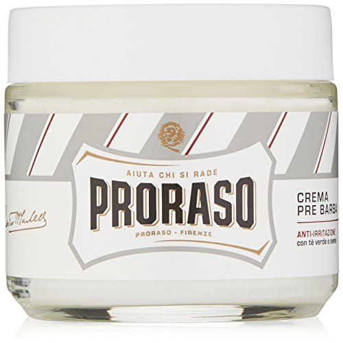 Proraso Anti Irritation Pre-Shave Cream  Green