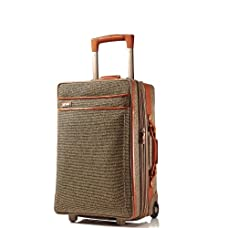 Hartmann Tweed Belting Mobile Traveler Expandable Upright 22