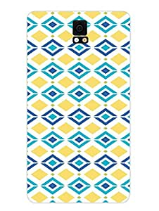 Samsung Note 5 Covers & Cases - Geomatrical Summer Pattern - Designer Printed Hard Shell Case