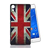 Sony Xperia Z4 Case, CLEEACC Bad Smile Painted Durable Super Slim lightweight Hard PC Back Case for 5.1 inches Sony Xperia Z4 Z3X Sony Ivy PM-0850-BV E6533 E6553