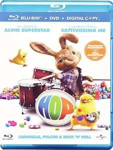 Hop (Blu-Ray+Dvd+Digital Copy)