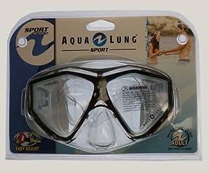 Buy Aqua Lung Sport Series Swim Mask Adult by Sport Series