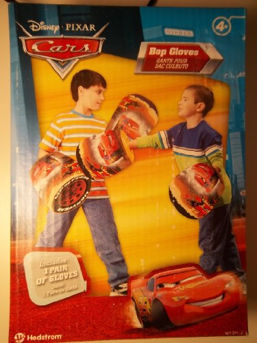 Disney - Cars - Bop Gloves - 1 Pair - 1