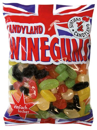 Suntjens - Candyland English Winegums - 1000g