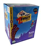 Clif Kid Organic Fruit Rope 36 Rope Variety Pack