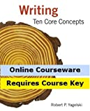 Mindtap Online Courseware: English Access to Accompany Yagelskis Writing: Ten Core Concepts [Instant Access]