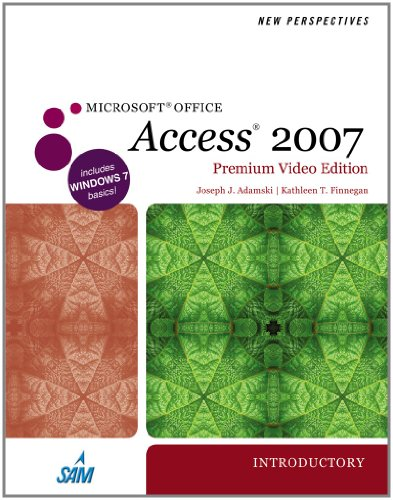 New Perspectives on Microsoft Office Access 2007,...