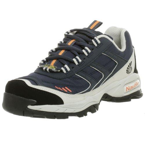 Nautilus Women'S N1376 Steel Toe Athletic Shoe,Blue,5 M