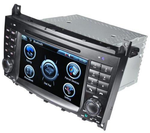 Piennoer In Dash Navigation Original Fit Mercedes Benz CLC